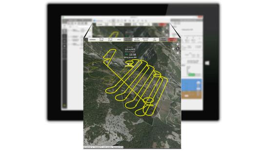 uav sensefly drones profesionales 03 Landing emotion3