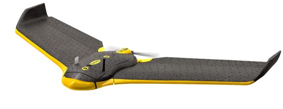 uav sensefly drones profesionales 05 landing ebeedron