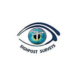 uav sensefly drones profesionales testimonial sign post